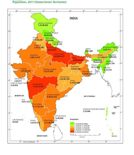 population,population india,population of india,population of india 2011,census india 2011